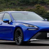 Toyota Mirai 2: la confirmation ! - FranceAuto-actu - actualité automobile régionale et internationale