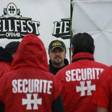 """Hellfest 2014: Le CNAPS """"plombe"""" l'association de Sécurité Événementielle """"CHALLENGER"""" (problème du bénévolat en sécurité privée)"""