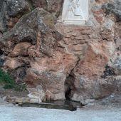 Fuente de la Ermita de la Fuensanta en Corcoya - Badolatosa Sevilla Mi pueblo