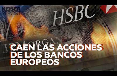 """Keiser Report - """"JP Morgan y otros importantes bancos operan como las cinco familias mafiosas de Nueva York"""""""