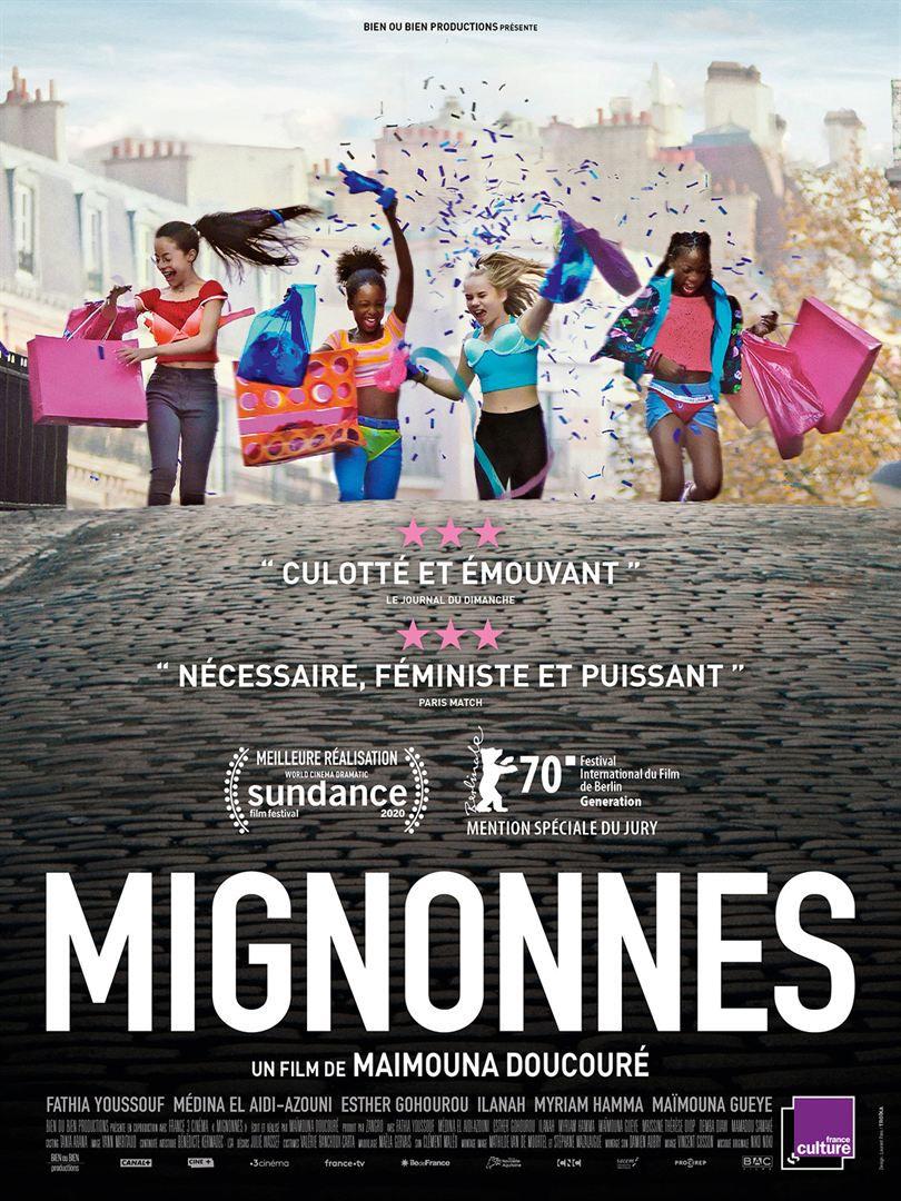 Critique Ciné : Mignonnes (2020)