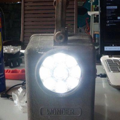 Lanterne Wonder Agral