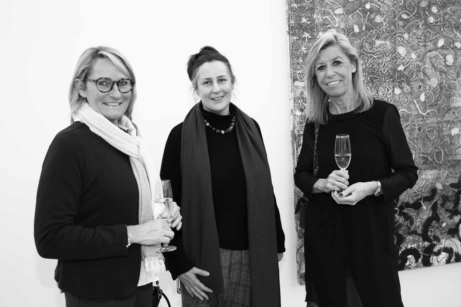 Inconnue, Arlette Klein, Malou Faitz