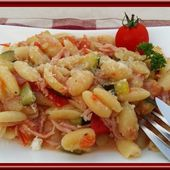 One pot pasta au thermomix - Oh, la gourmande..