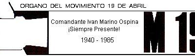 Comandante Iván Marino Ospina: (1ª parte)
