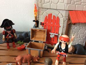 playmobil forteresse pirates 6146
