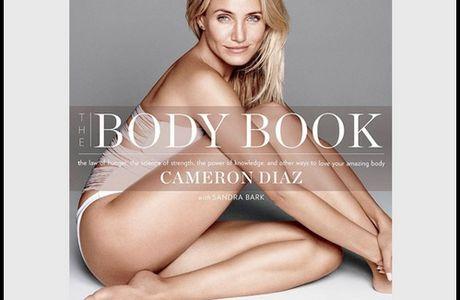 """""""Body Book"""" de Cameron Diaz"""