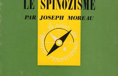 Spinoza et la science intuitive par Joseph Moreau