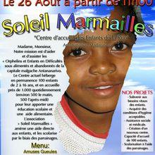 Les Actions menées : Pique Nique à Grand Anse le 26 août 2007