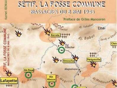 Sétif, la fosse commune : massacres du 8 Mai 1945...