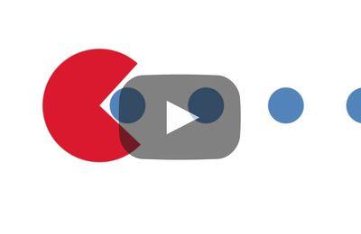 Pub Sticker-Blason.com: Pac-Man francomtois