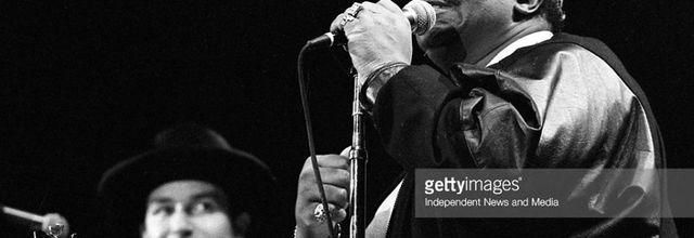 U2 -Point Depot - Dublin -Irlande -26/12/1989