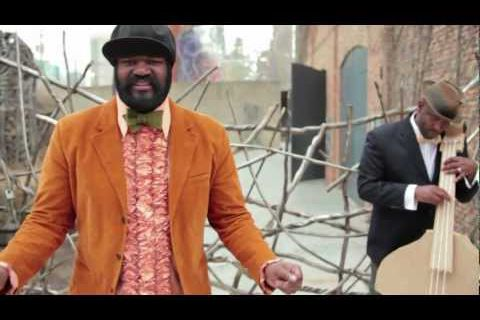 Gregory Porter - Be Good (Lion's Song) -