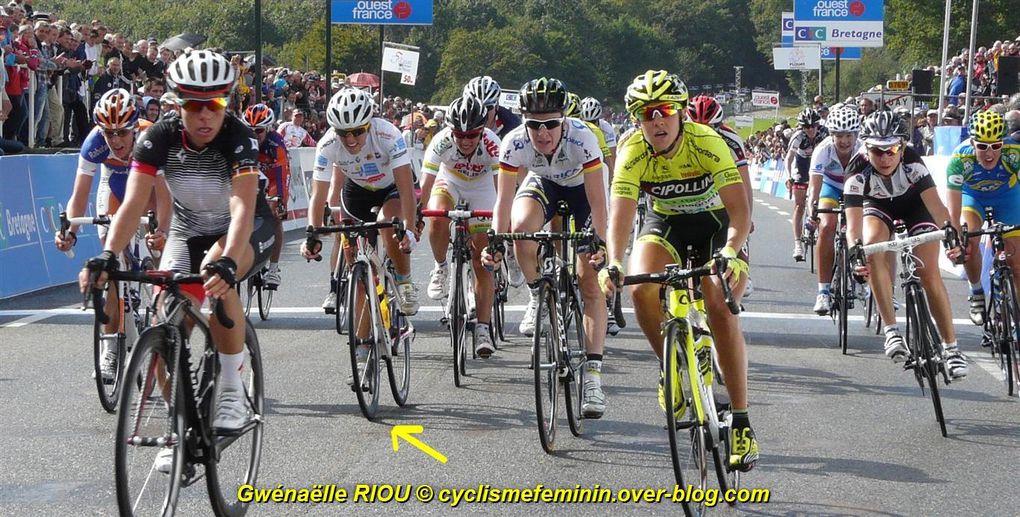 Finale de la Coupe du Monde UCI féminine 2012 - 25/08/12 à Plouay (FRA) - photos Gwénaëlle RIOU