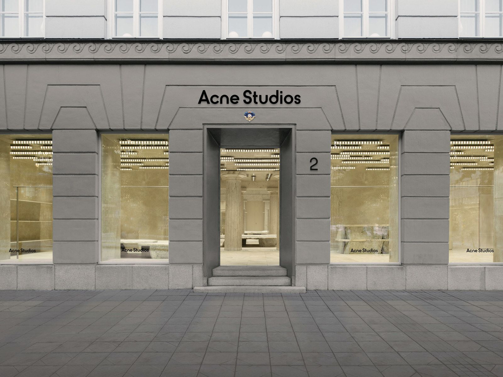 ACNE STUDIOS  REFRESHED ITS NORRMALMSTORG STORE IN STOCKHOLM. TAKE A LOOK