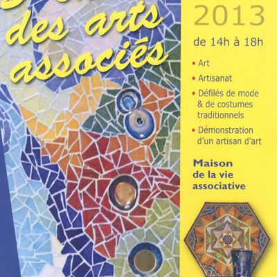 salon des Arts Associés Vitry S/Seine - 2013