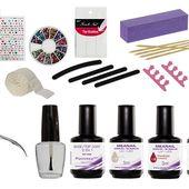 @Plastimea vous présente les Kits Meanail Deluxe #PlastimeaSampleo