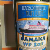 Worthy Park 2013 'Transcontinental Rum Line' - Passion du Whisky
