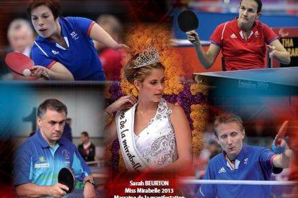 MOULINS-LES-METZ : Finale du Championnat de FRANCE par Equipes de Tennis de Table Handisport le 24 mai