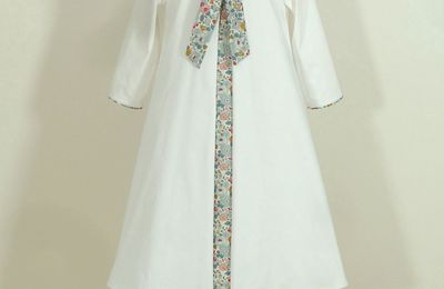 robe de communion Suzanne