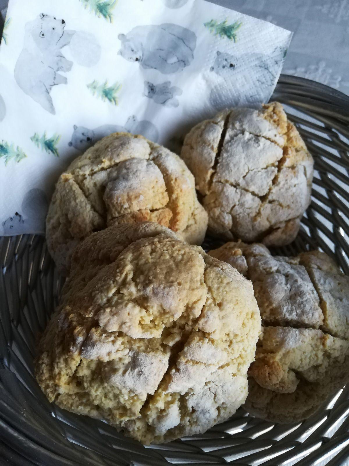 petits pains marocains à la semoule