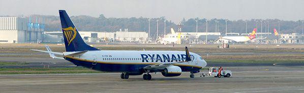 Site Web et appli Ryanair indisponibles pour mise à niveau