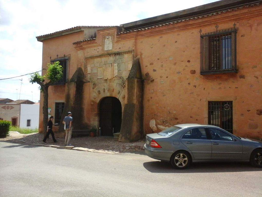 Photo 1. Ermitade la Coronada ,à la sortie de Villafranca