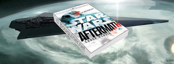 Star Wars Aftermath : L'histoire entre le retour du Jedi et Le réveil de la force