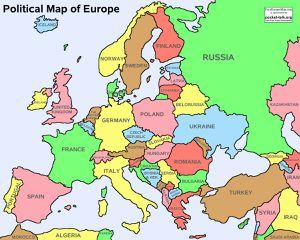 Benua Eropa