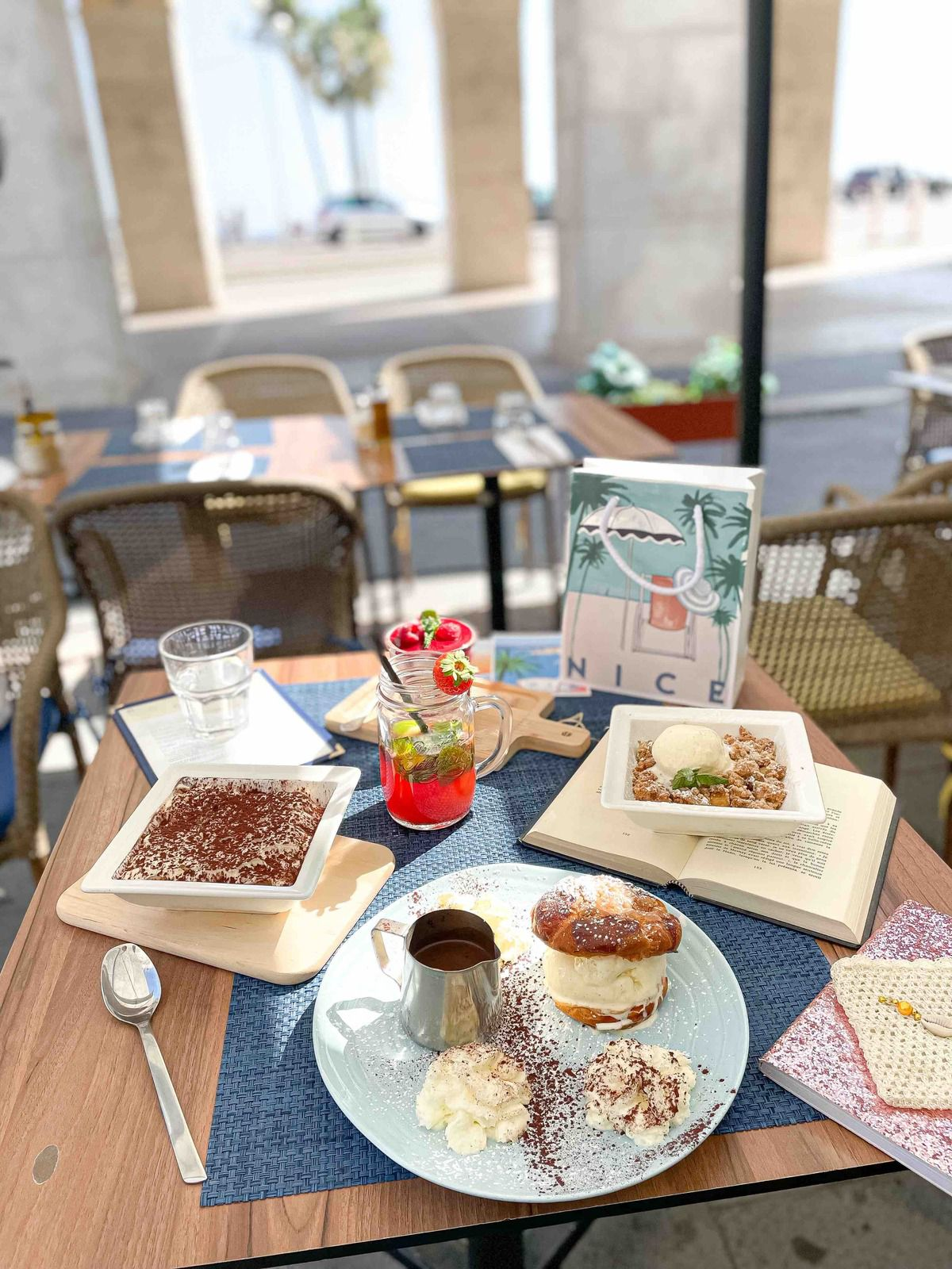 Casa Leya : un bon resto italien sur le Cours Saleya {Nice}
