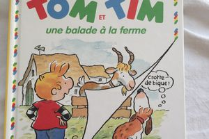 Tim et Tom à la ferme