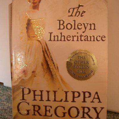 Review: the boleyn inheritance by Philippa Gregory