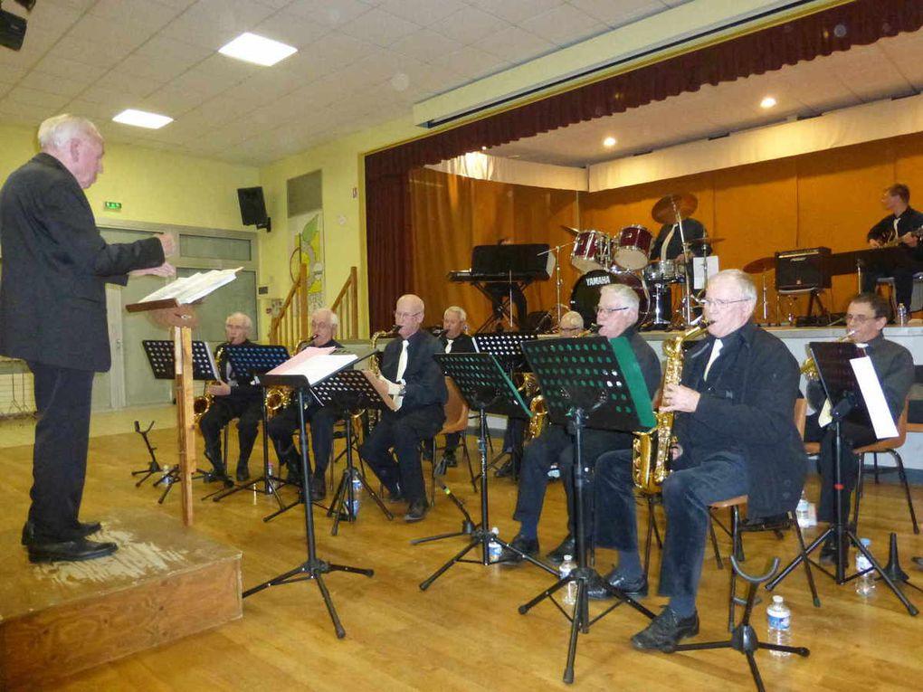 Le groupe musical de la Brenne