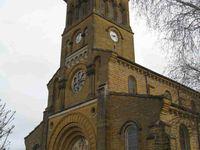 l'église de Poisson
