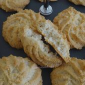 Macarons de Montmorillon - auxdelicesdemanue