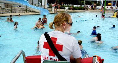 duties of a lifeguard at a pool
