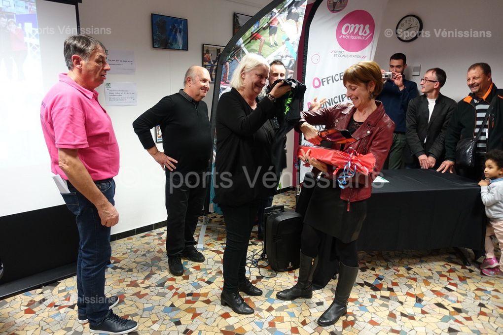 La 40e Foulée Vénissiane a su remercier ses nombreux bénévoles et partenaires.