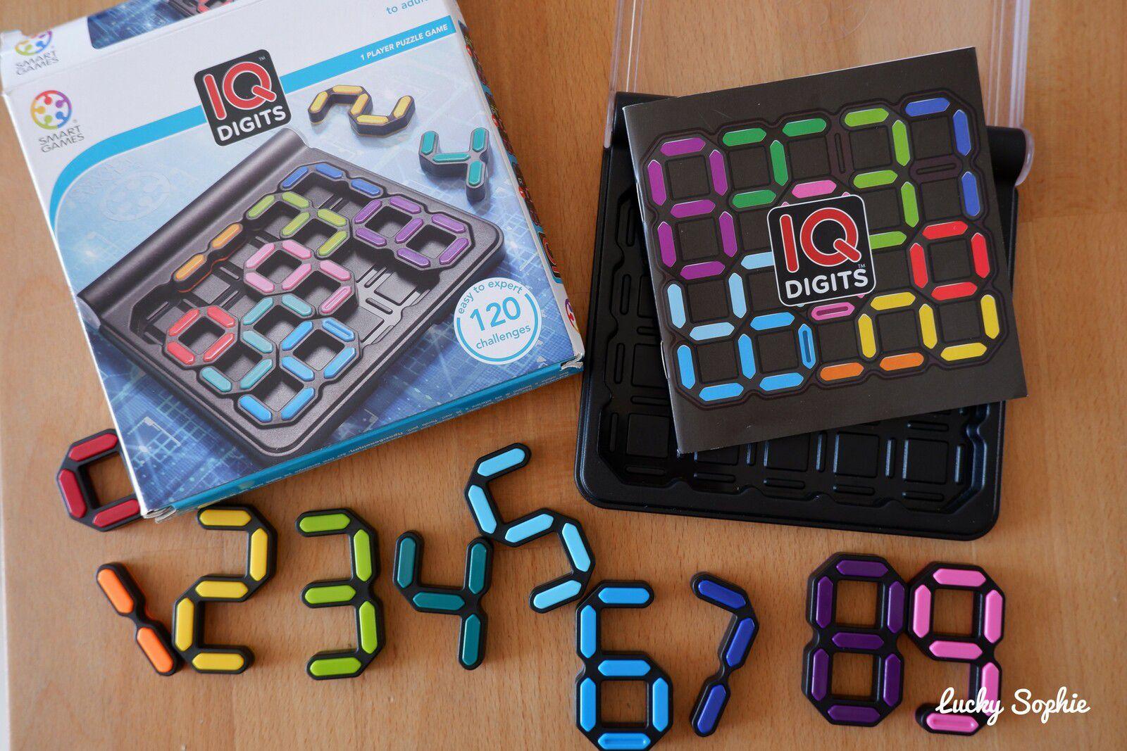 Jeux solo Smart games