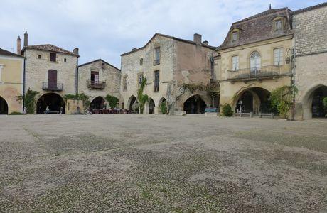 Ballade entre Corrèze, Lot et Dordogne. les Salamandres