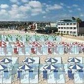 En Italie, bientôt des vitres sur les plages?