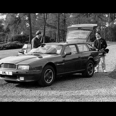 Les Breaks de Chasse Aston-Martin
