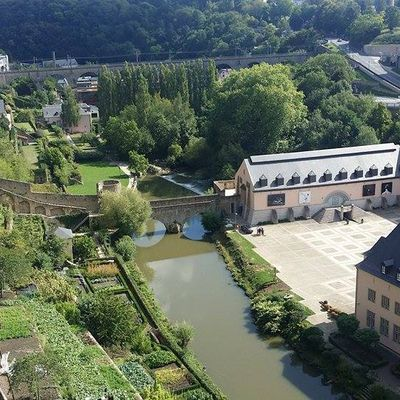 Luxembourg: luxembourg-ville