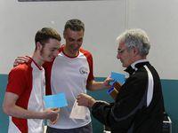 Photos prises par les photographes de l'US Fontenay Badminton