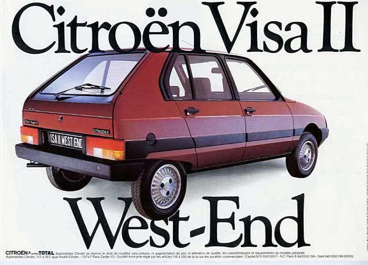 Album - Citroen-Visa