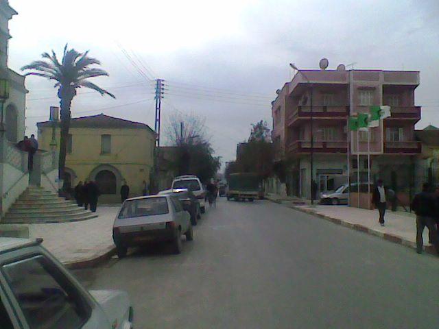 Des photos prise dans la wilaya de Bouira et ailleurs.