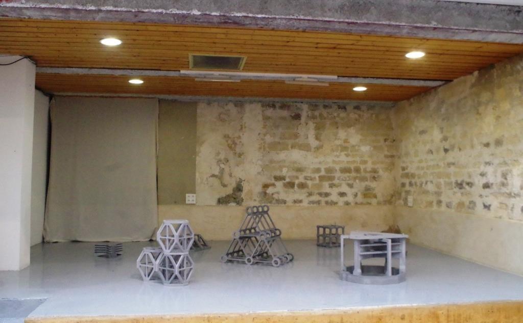 Structures productives, récifs artificiels  210 - 2017 de Nicolas Floc'h