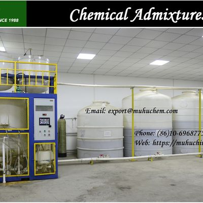 New Chemical Admixtures Available in the Market for Construction Purposes