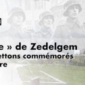 """"""" Ruche """" de Zedelgem Des SS lettons commémorés en Flandre"""
