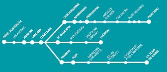 POLT : le train de nuit à destination de la Tour de Carol s'arrêtera à Cahors