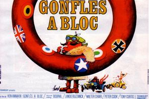 GONFLES A BLOC (Monte Carlo or bust)